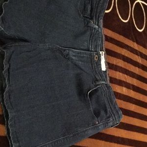 Levi's women's shorts.
